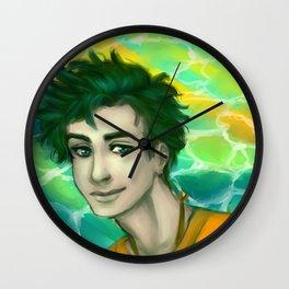 Percy Jackson Wall Clock