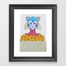 A Traveler 03 Framed Art Print
