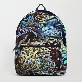 Reef and Fish Backpack