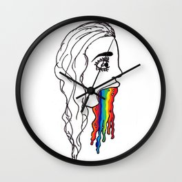 Beuark-Rainbow Wall Clock