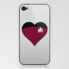 Star Trek iPhone & iPod Skin
