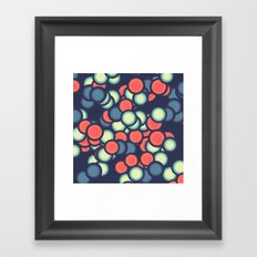 microscopic life 2 Framed Art Print