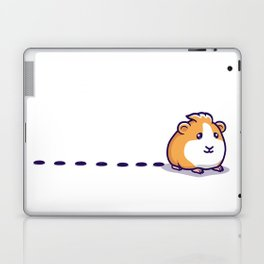 Guinea Pig Pellet Laptop & iPad Skin