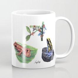 Jungle Frogs Coffee Mug
