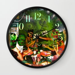 Total Recall Wall Clock