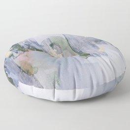 Leverage Floor Pillow