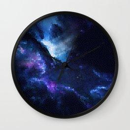 God of the Stars Wall Clock