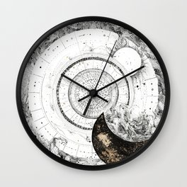 astrology lapse Wall Clock