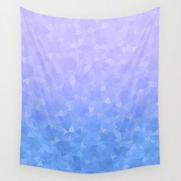 Ombre Violet Wall Tapestry