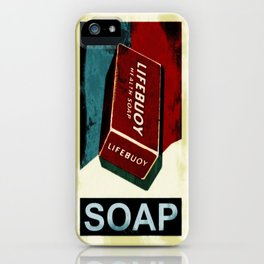 Soap - 054 iPhone Case