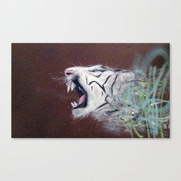 tigerblood Canvas Print