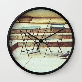 In Search Of Wall Clock