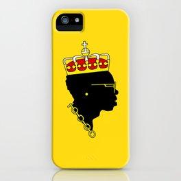 Big Maestro - Yellow iPhone Case