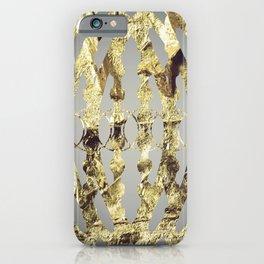 Golden L1 iPhone Case