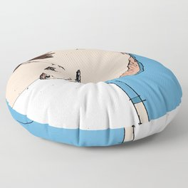 Blubberhead Floor Pillow
