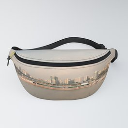 A river boat on Han river Fanny Pack