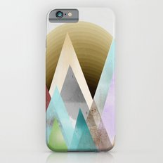 sunset peaks  iPhone 6s Slim Case