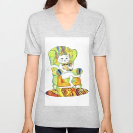 AristoCat Unisex V-Neck