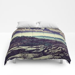 Embracing the Moon at Quani Comforters