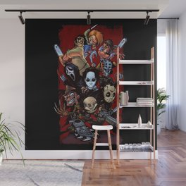 Horror Guice Wall Mural