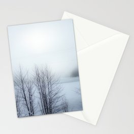 Pale Lake II Stationery Cards