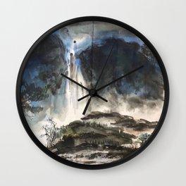 SH 23 - Gorge Estuary Wall Clock