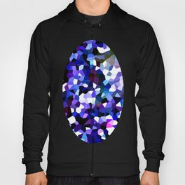 Ultraviolet Mountains Moon Love Hoody