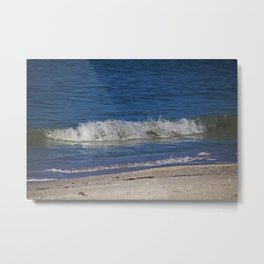 A Wave is But a Whisper Metal Print