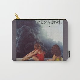 unfuck yourself Carry-All Pouch