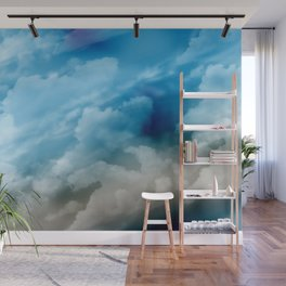 Clouds 2 Wall Mural