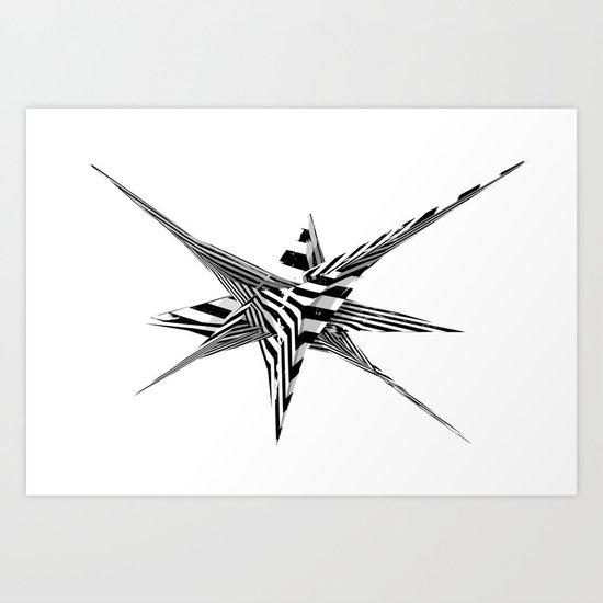 'Untitled #03' Art Print