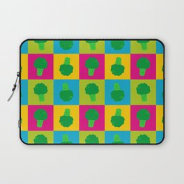 Popart Broccoli Laptop Sleeve