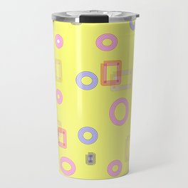 pattern Y1 Travel Mug