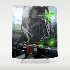 SW#74 Shower Curtain