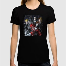 Haunted House Reapers T-shirt