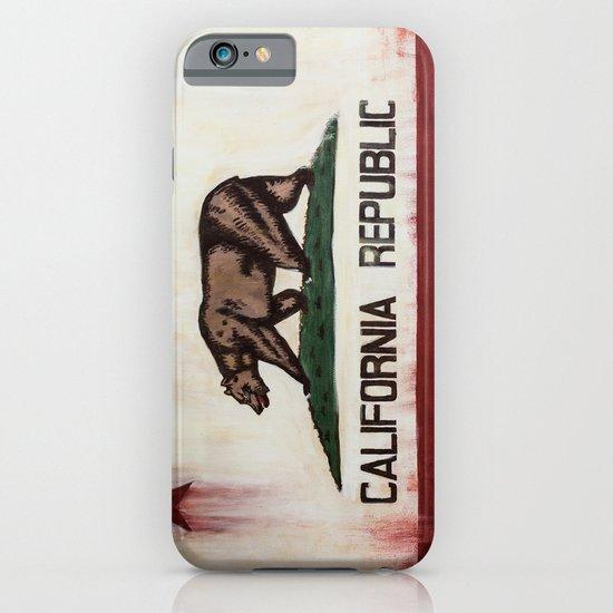 CALIFORNIA REPUBLIC iPhone & iPod Case