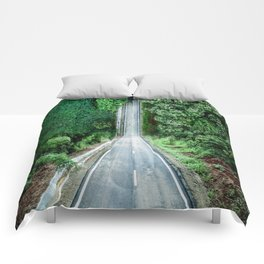 Inception Road Comforters
