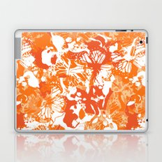 My orange butterflies Laptop & iPad Skin