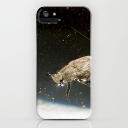 Space Beetle iPhone Case