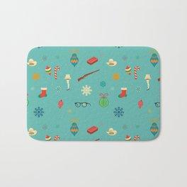 Christmas Story Bath Mat