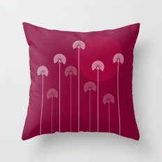 Fruits of the forest Throw Pillow