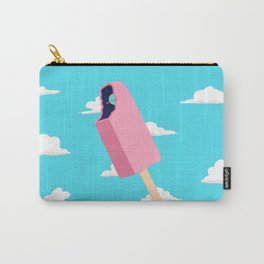 Creamsicle To Another Dimension...  Carry-All Pouch