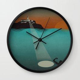 Filligar - Du Nord - San Francisco Wall Clock