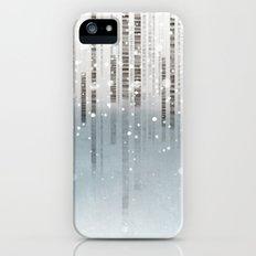 First Snow iPhone (5, 5s) Slim Case