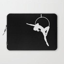 Lyra Aerialist Silhouette Laptop Sleeve