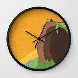 There's something about Rio Wall Clock