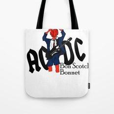 Bon Scot Tote Bag