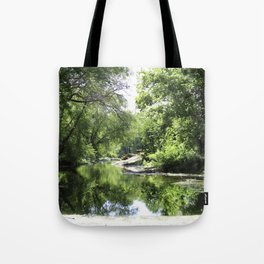 My Quiet Place Tote Bag