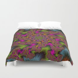 Fractal Abstract 72 Duvet Cover