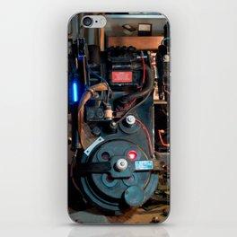 "Ghostbusters - ""Workbench"" 3 iPhone Skin"